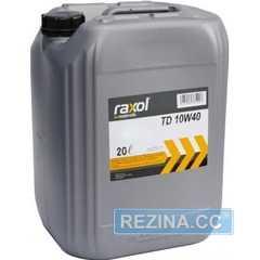 Моторное масло RAXOL Eco Flow TD - rezina.cc