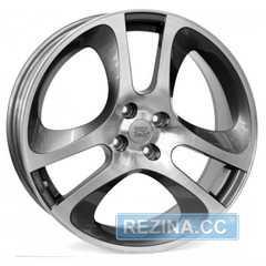 Купить WSP ITALY MaRs MITO AL55 W255 ANTHRACITE POLISHED R16 W7 PCD 4x98 ET39 DIA 58.1