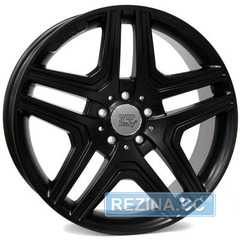 Купить WSP ITALY AMG NERO W766 (Dull Black) R19 W8.5 PCD5x112 ET56 DIA66.6