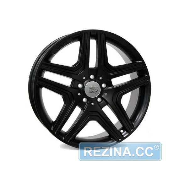 WSP ITALY AMG NERO W766 (Dull Black) - rezina.cc
