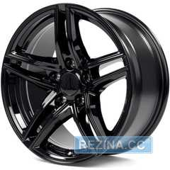 BORBET XR Glossy Black - rezina.cc