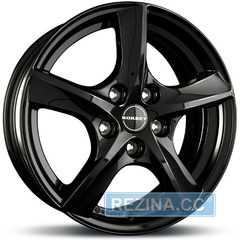 Купить BORBET TL2 Glossy Black R17 W7 PCD5x114.3 ET40 HUB66.1