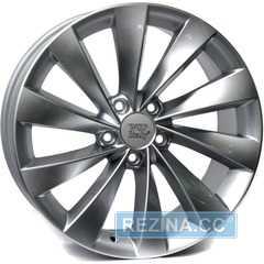 Купить WSP ITALY EMMEN W456 SILVER R16 W7 PCD5x112 ET39 DIA57.1