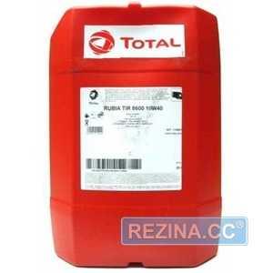 Купить Моторное масло TOTAL RUBIA TIR 8600 10W-40 (20л)