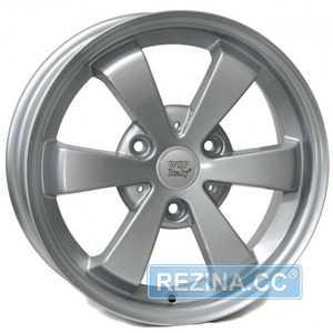 Купить Легковой диск WSP ITALY ETNA W1507 (Front) HYPER SILVER R15 W5 PCD3x112 ET25 DIA57.1