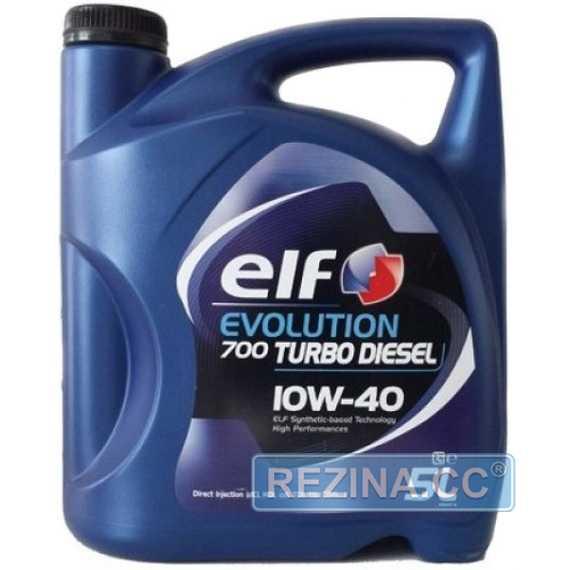 Моторное масло ELF EVOLUTION 700 Turbo Diesel - rezina.cc