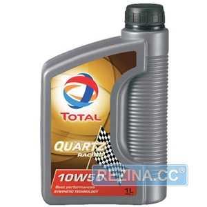 Купить Моторное масло TOTAL QUARTZ RACING 10W-50 (1л)