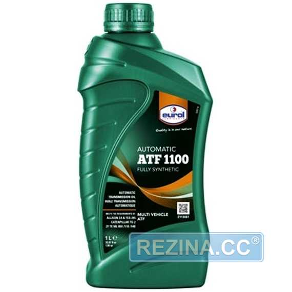Трансмиссионное масло EUROL ATF 1100 - rezina.cc