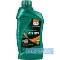 Трансмиссионное масло EUROL ATF 7100 - rezina.cc