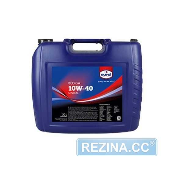 Моторное масло EUROL Bediga - rezina.cc