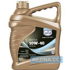 Купить Моторное масло EUROL Bediga 10W-40 (4л)