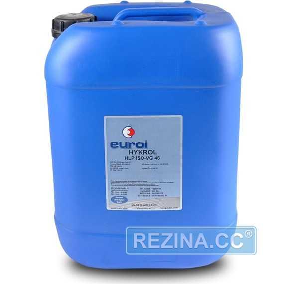 Гидравлическое масло EUROL Hykrol HLP ISO-VG - rezina.cc
