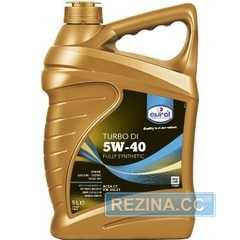 Купить Моторное масло EUROL Turbo DI 5W-40 (5л)