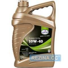 Купить Моторное масло EUROL Turbosyn 10W-40 (5л)