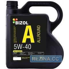Купить Моторное масло BIZOL Allround 5W-40 (4л)