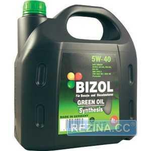 Купить Моторное масло BIZOL Green Oil 5W-40 (4л)