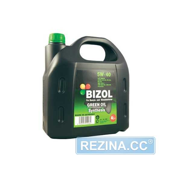 Моторное масло BIZOL Green Oil - rezina.cc