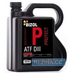 Купить Трансмиссионное масло BIZOL Protect ATF DIII ATF DIII (5л)