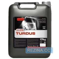 Моторное масло LOTOS Turdus MD - rezina.cc