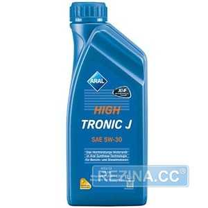 Купить Моторное масло ARAL High Tronic J 5W-30 (1л)