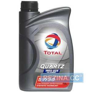 Купить Моторное масло TOTAL QUARTZ INEO ECS 5W-30 (1л)