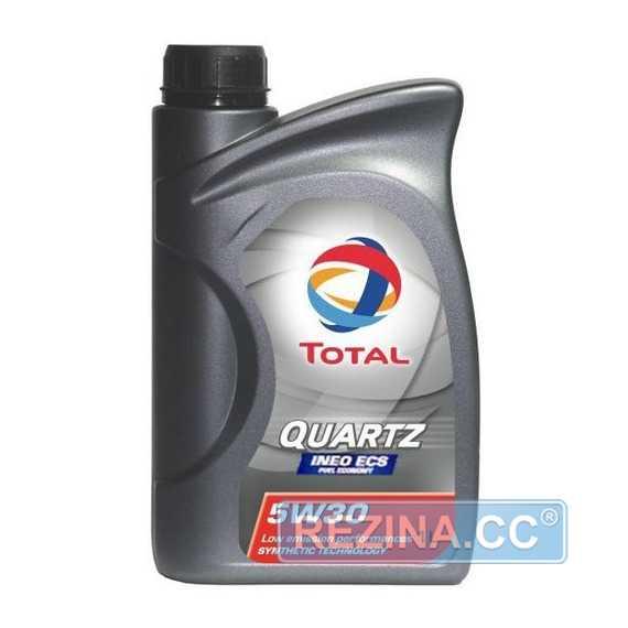 Моторное масло TOTAL QUARTZ INEO ECS - rezina.cc