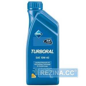 Купить Моторное масло ARAL Turboral 10W-40 (1л)