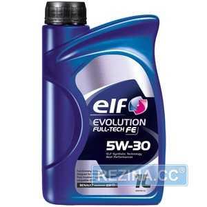 Купить Моторное масло ELF EVOLUTION Full-Tech FE 5W-30 (1л)
