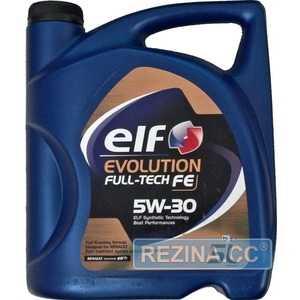 Купить Моторное масло ELF EVOLUTION Full-Tech FE 5W-30 (5л)