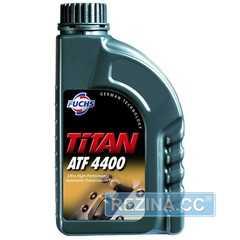 Трансмиссионное масло FUCHS Titan ATF 4400 - rezina.cc