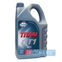 Купить Моторное масло FUCHS Titan GT1 5W-40 (4л)