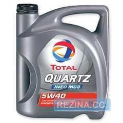 Купить Моторное масло TOTAL QUARTZ INEO MC3 5W-40 (5л)