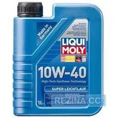 Моторное масло LIQUI MOLY Leichtlauf Super - rezina.cc