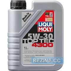 Моторное масло LIQUI MOLY Top Tec 4300 - rezina.cc