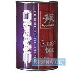 Купить Моторное масло WOLVER Super Tec 5W-40 (1л)