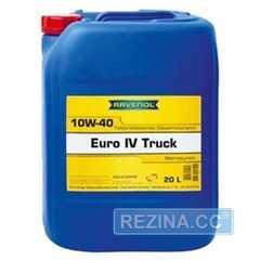Моторное масло RAVENOL EURO IV Truck - rezina.cc