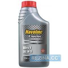 Моторное масло TEXACO Havoline Ultra V - rezina.cc