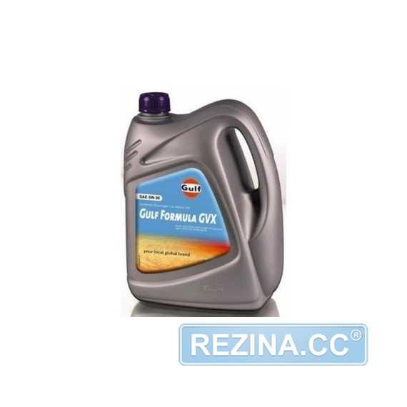 Моторное масло GULF Formula GVX - rezina.cc