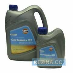 Моторное масло GULF Formula ULE - rezina.cc