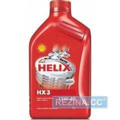 Моторное масло SHELL Helix HX3 - rezina.cc
