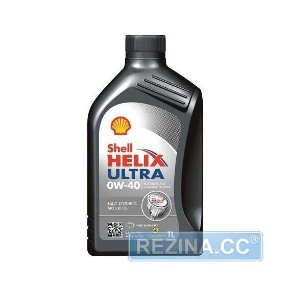 Моторное масло SHELL Helix Ultra - rezina.cc