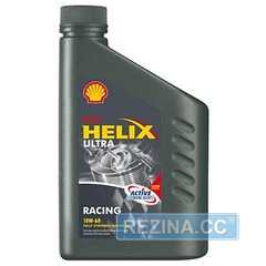 Моторное масло SHELL Helix Ultra Racing - rezina.cc