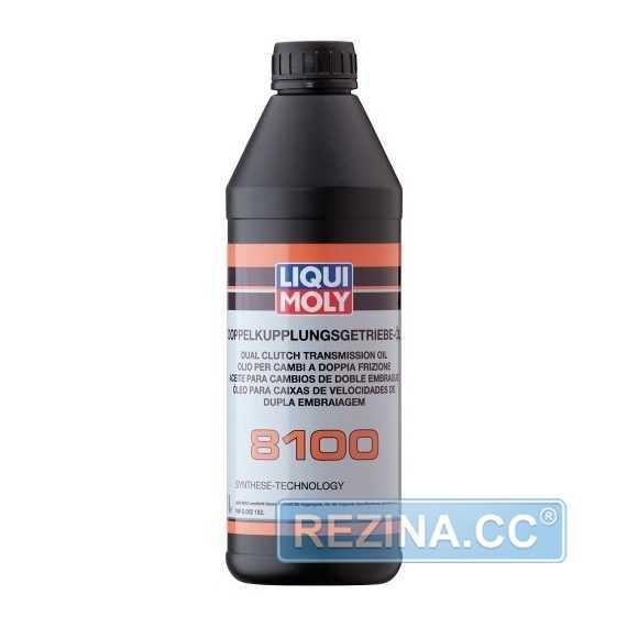 Трансмиссионное масло LIQUI MOLY DOPPELKUPPLUNGSGETRIEBE-OIL 8100 (DSG) - rezina.cc