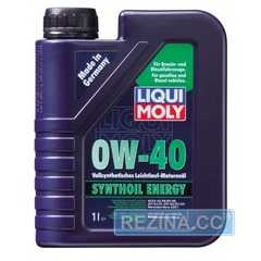 Моторное масло LIQUI MOLY Synthoil Energy - rezina.cc