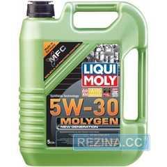 Купить Моторное масло LIQUI MOLY MOLYGEN New Generation 5W-30 (5л)