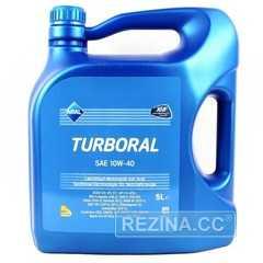 Купить Моторное масло ARAL Turboral 10W-40 (5л)