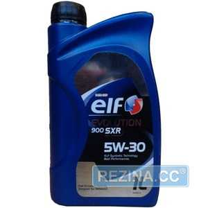 Купить Моторное масло ELF EVOLUTION 900 SXR 5W-30 (1л)