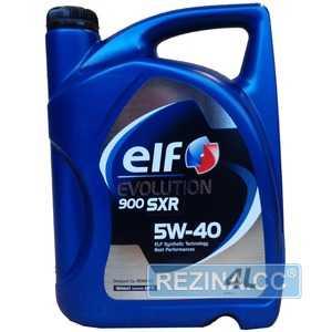 Купить Моторное масло ELF EVOLUTION 900 SXR 5W-40 (4л)