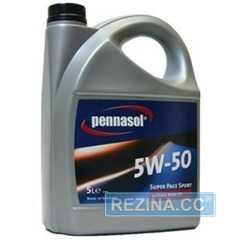 Купить Моторное масло PENNASOL Super Pace Sport 5W-50 (5л)