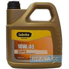 Моторное масло LUBRITA Pro Life - rezina.cc